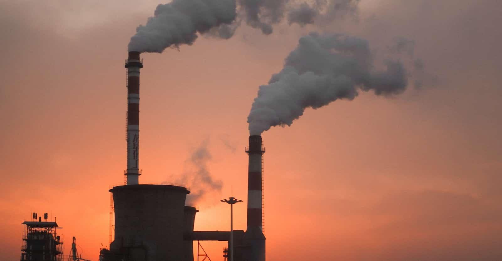 Immagine di una fabbrica