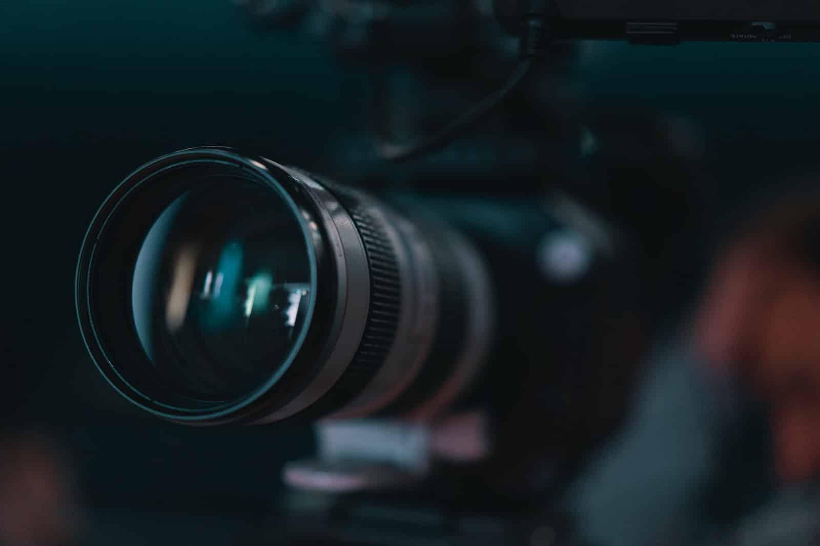 Videocamera professionale