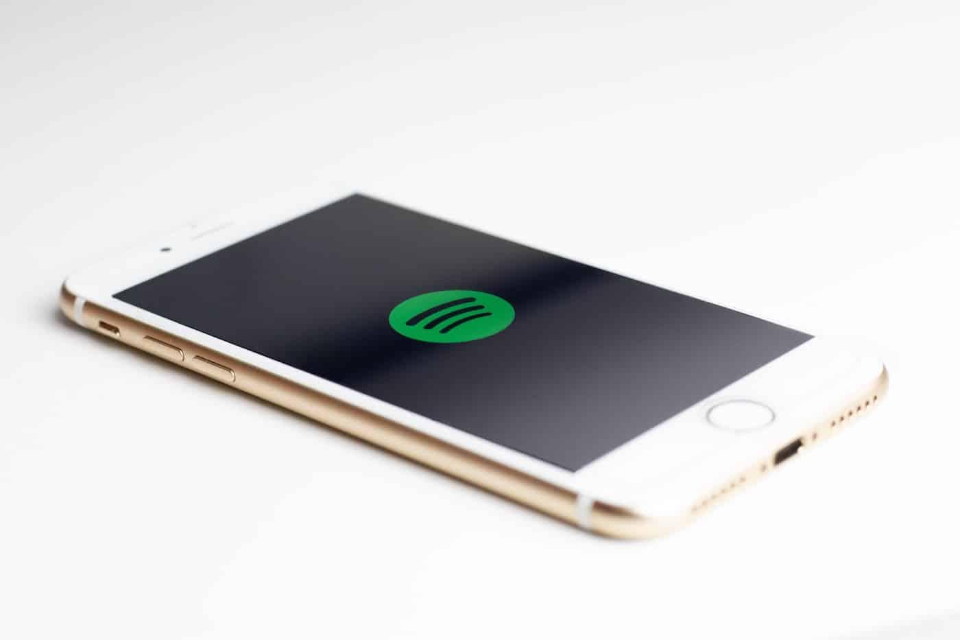 Spotify offre la possibiltà di abbonarsi e di scaricare dei brani da ascoltare offline